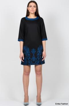 Платье Emka Fashion PL-415/frezia