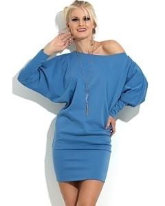 Платье с рукавом летучая мышь Donna Saggia DSP-13-43t