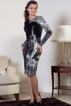 Платье из коллекции TopDesign Premium | РВ2 27