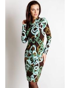 Платье Top Design (осень-зима 2014/2015) B4 077