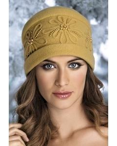 Женская шапка из шерсти Willi Grace