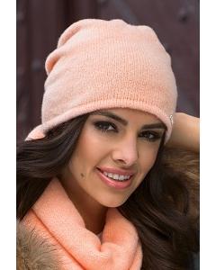 Мягкая одинарная шапка удлиненной формы Kamea Suelo