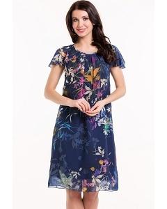 Шифоновое платье Remix 7305