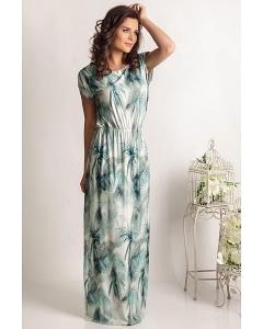 Длинное платье из коллекции TopDesign Premium PA6 19