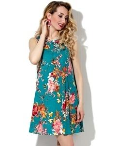 Платье А-силуэта Donna Saggia DSP-72-52t