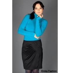 Стильная юбка с запАхом