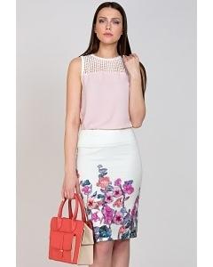 Красивая юбка Emka Fashion 202-asya