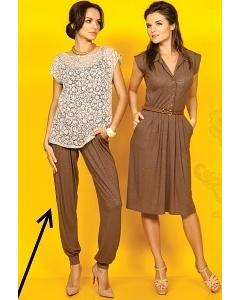 Женские брюки TopDesign A5 011