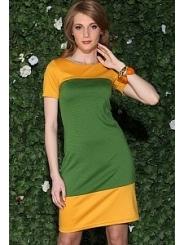 """Платье Aplle Dress """"Андромеда""""   501 Green"""