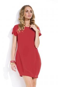 Платье-туника красного цвета Zaps Noa