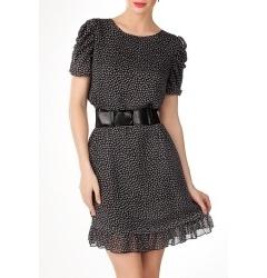 Платье из шифона | П101-1180