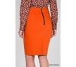 купить юбку оранжевого цвета