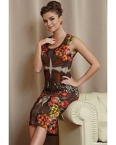 Летнее платье TopDesign Premium PA4 42