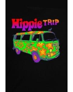 Клубная мужская футболка Hippie trip