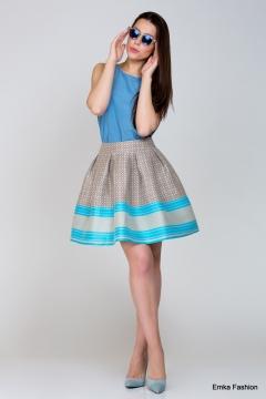 Летняя юбка Emka Fashion 475-lauretta