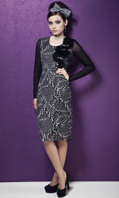Платье TopDesign Premium 2013/2014 PB3 34