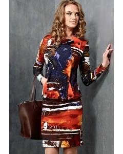 Платье Topdesign B3 056