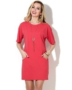 Короткое платье Donna Saggia DSP-73-30t