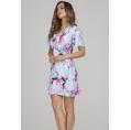 Летнее платье с запАхом Donna Saggia DSP-325-83