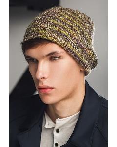 Вязаная мужская шапка Supershapka Beanie