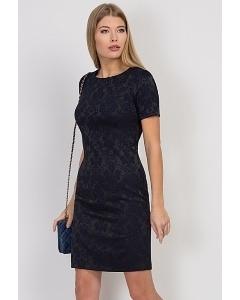 Красивое платье Emka Fashion PL-422/beresta