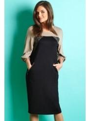 Платье TopDesign B5 066 (коллекция осень-зима 15/16)