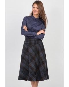 Шерстяная юбка Emka Fashion 527-mihaela