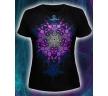 футболка светится в ультрафиолете