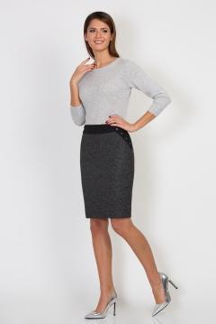 Офисная юбка Emka Fashion 575-otrada