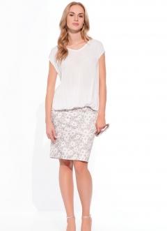 Белая блузка Sunwear W22-2