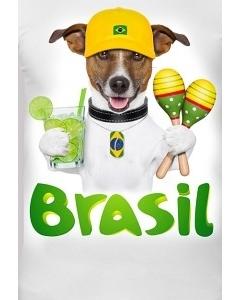 Футболка к чемпионату мира по футболу 2014 в Бразилии
