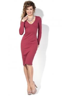 Трикотажное платье Donna Saggia DSP-135-76t
