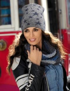 Молодёжная шапка Kamea Sara