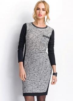 Платье Sunwear PS49-5 (коллекция осень-зима 14/15)