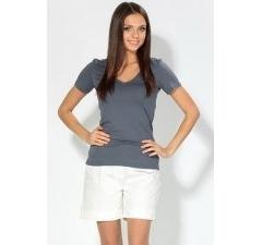 Женская футболка с V-вырезом | 3603