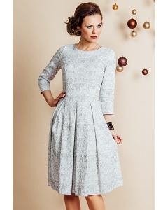 Красивое нарядное платье TopDesign Festive NB6 06