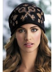 Молодежная шапка удлиненной формы Willi Linda