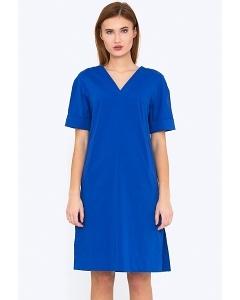 Стильное платье прямого кроя Emka Fashion PL-565/arabella