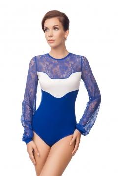 Боди синего цвета Viva La Donna Б 19-3