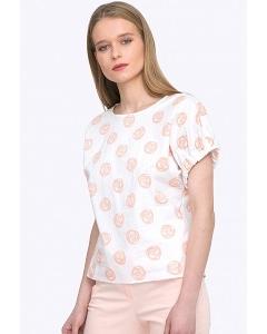 Свободная легкая блуза на лето Emka B2226/minerva