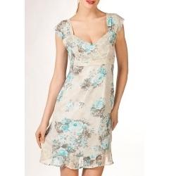 Летнее платье из шифона