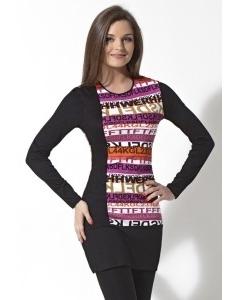 Молодежное платье-туника | B2 016