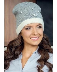 Шерстяная шапка Landre Твид
