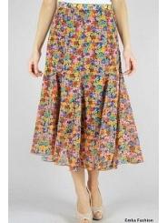 Летняя юбка Emka Fashion | 295-anjela