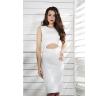 купить белое платье