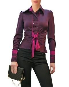 Нарядная блузка Golub | Б408-1778-1582