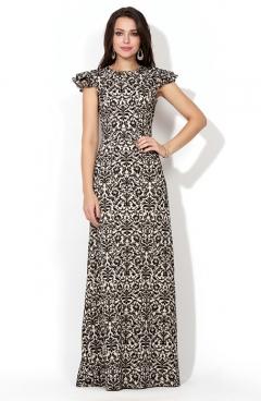 Длинное платье Donna Saggia DSP-221-45t