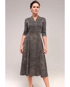 Платье TopDesign B7 150