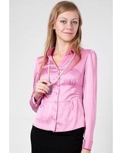 Атласная блузка Golub Б585-1765