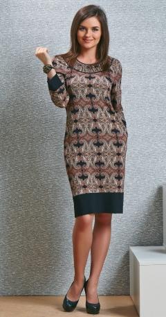 Платье Top Design B4 042
